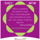 Daily WOW 12-22-2014